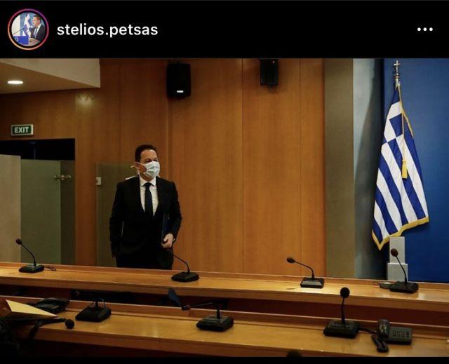 Πέτσας: Τα αυστηρά και έγκαιρα μέτρα για τον κορωνοϊό αποδίδουν | tanea.gr