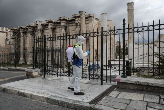 Κρούσματα και νεκροί στην Ελλάδα σε σχέση με άλλες χώρες   tanea.gr