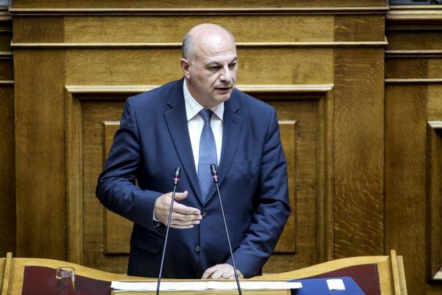 Τσιάρας : Αυστηρότερες ποινές για τους κατ' εξακολούθηση παραβάτες της απαγόρευσης   tanea.gr