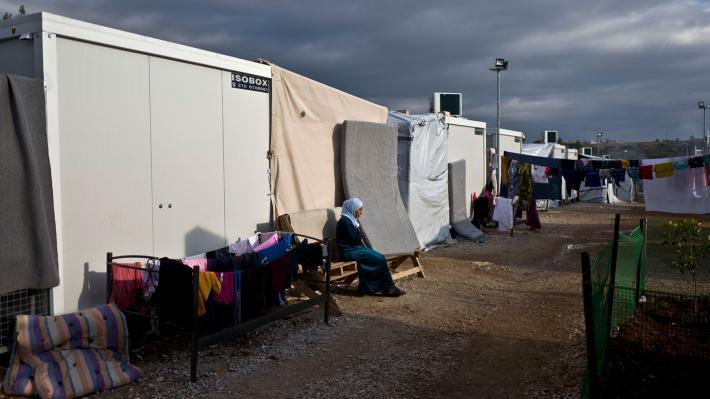 Θετική στον κοροναϊό μετανάστρια από τη δομή της Ριτσώνας – Γέννησε πριν δύο μέρες στο Αλεξάνδρα   tanea.gr