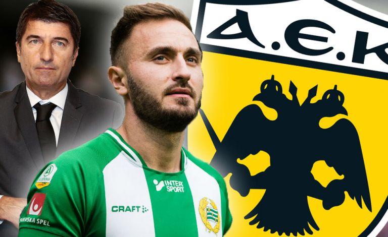 Παραμένει ενεργό το ενδιαφέρον της ΑΕΚ για τον Τάνκοβιτς   tanea.gr