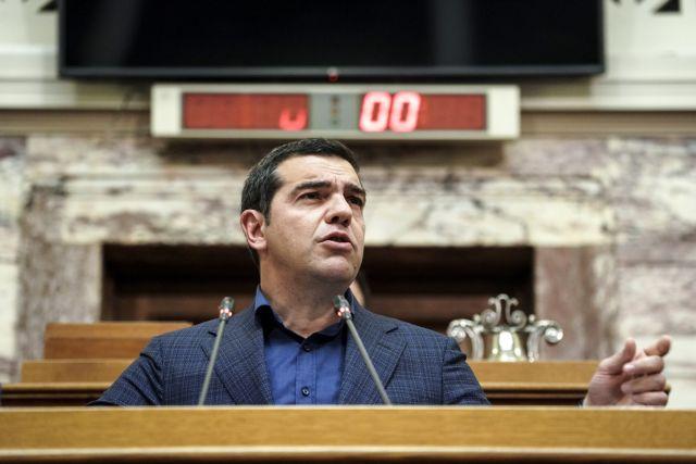 Προτάσεις για τον κορωνοϊό θα καταθέσει ο Τσίπρας | tanea.gr