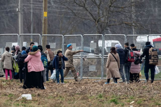 Η Άγκυρα στέλνει στα ελληνοτουρκικά σύνορα στον Έβρο 1.000 άνδρες των ειδικών δυνάμεων | tanea.gr