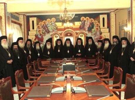 Κορωνοϊός: Η Ιερά Σύνοδος κλείνει τα κατηχητικά και αναστέλλει δραστηριότητες   tanea.gr
