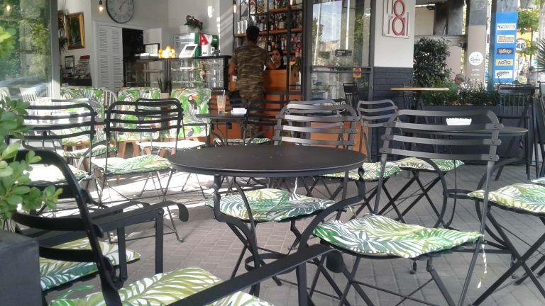 Κοροναϊός: Λουκέτο και σε καφετέριες και εμπορικά κέντρα   tanea.gr