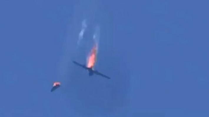 Κατάρριψη συριακού αεροσκάφους από τις τουρκικές δυνάμεις στην Ιντλίμπ | tanea.gr