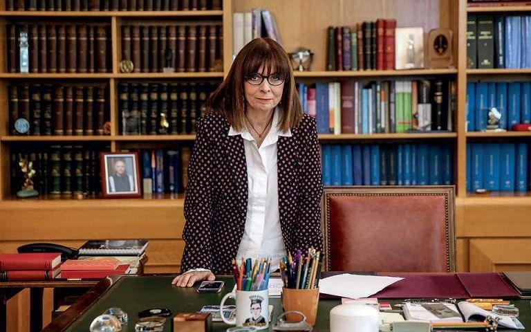 Διάγγελμα της Προέδρου της Δημοκρατίας το απόγευμα | tanea.gr