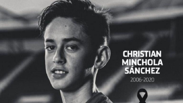 «Έφυγε» από τη ζωή 14χρονος παίκτης των ακαδημιών της Ατλέτικο | tanea.gr