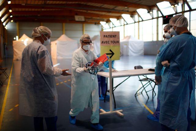 Γαλλία: 292 νεκροί σε 24 ώρες – Ξεπέρασαν τις 40.000 τα κρούσματα   tanea.gr