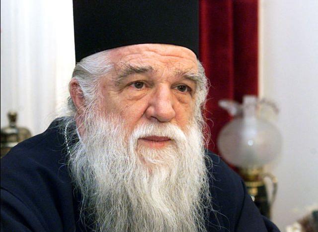 Το παραλήρημα  Αμβρόσιου σε Μητσοτάκη: «Μη γίνεστε διώκτης του Χριστού. Δεν έχετε δικαίωμα να σφραγίσετε τους Ναούς» | tanea.gr