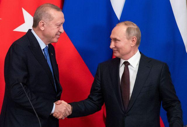 Τι περιλαμβάνει η συμφωνία Πούτιν – Ερντογάν για την Ιντλίμπ και τα «γκρίζα» σημεία   tanea.gr