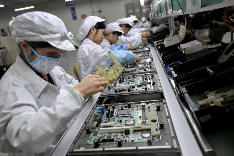 Κορονοϊός: Αναστέλλει την παραγωγή ηλεκτρονικών και ηλεκτρικών ειδών | tanea.gr