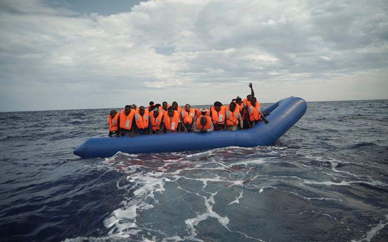 Προσφυγικό : Πλοίο από Τουρκία με 193 άτομα προσάραξε στην Κέα | tanea.gr