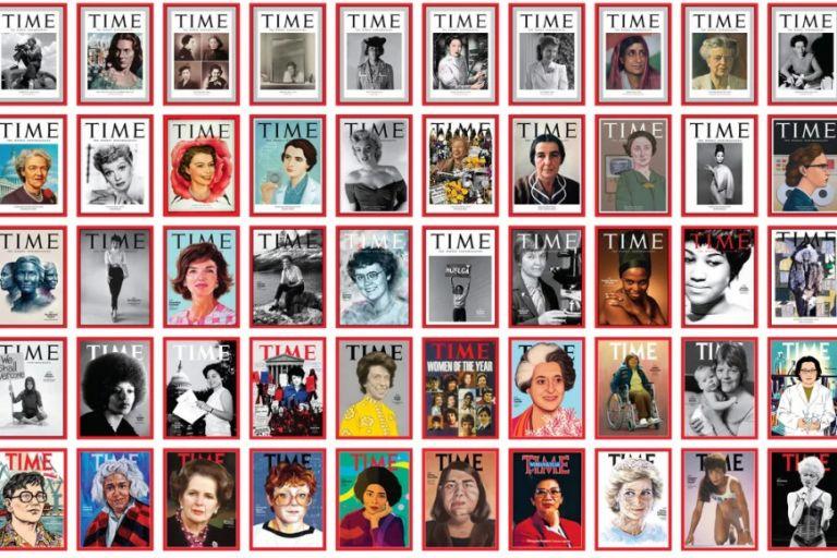 To TIME τιμά αναδρομικά 100 «Γυναίκες της Χρονιάς» | tanea.gr