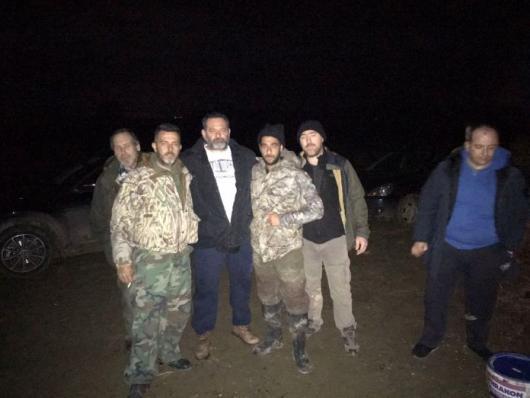 Σε περιπολίες με κατοίκους στον Έβρο ο Γιάννης Λαγός | tanea.gr