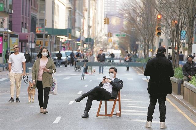 Ενας άνθρωπος πεθαίνει κάθε 9½ λεπτά στη Νέα Υόρκη | tanea.gr