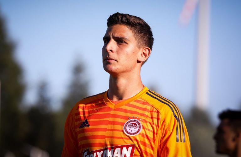 Ολυμπιακός: Η μεγάλη ώρα του 17χρονου γκολκίπερ Κωνσταντίνου Τζολάκη | tanea.gr