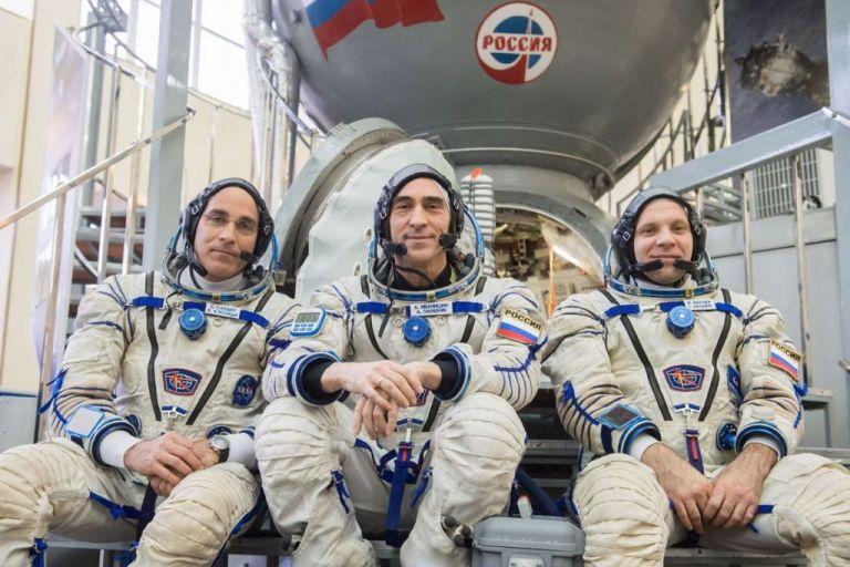 Κοροναϊός : Σε καραντίνα το πλήρωμα του διαστημικού σκάφους Expedition 63 | tanea.gr