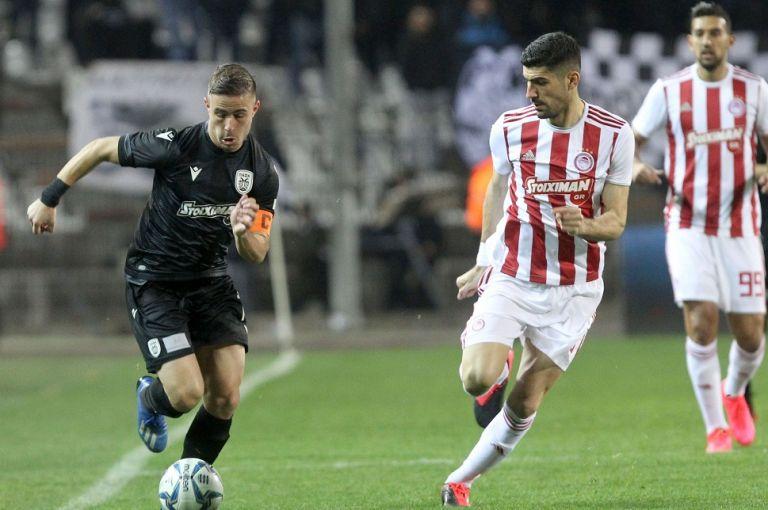 ΠΑΟΚ – Ολυμπιακός 3-2 | tanea.gr
