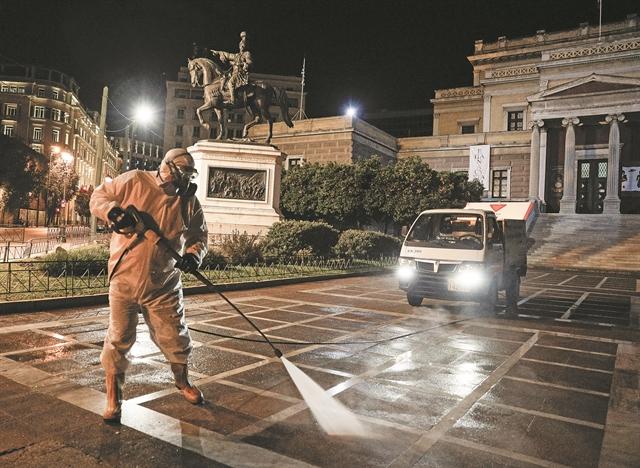 Κοροναϊός : Αρχίζει ο «πόλεμος» των 15 ημερών | tanea.gr
