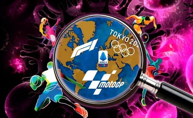 Κορωνοϊός : Ο χάρτης όλων των διεθνών αθλητικών διοργανώσεων που απειλούνται με αναβολή   tanea.gr