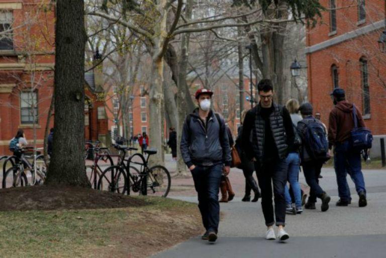 Κορωνοϊός-ΗΠΑ: Αναστολή λειτουργίας σε πανεπιστήμια | tanea.gr