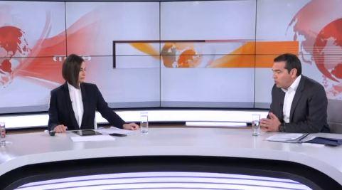 Ο Τσίπρας «άδειασε» όσους μιλούν στον ΣΥΡΙΖΑ για ανοικτά σύνορα | tanea.gr
