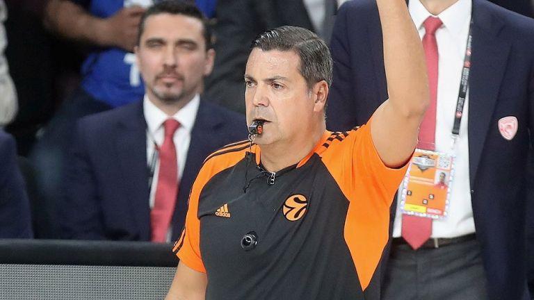 Αυτοί είναι οι διαιτητές του ντέρμπι Ολυμπιακός - Παναθηναϊκός | tanea.gr