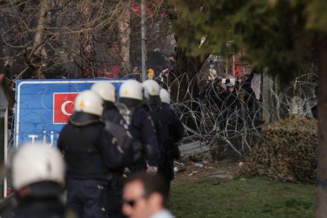 Κόκκινος συναγερμός στον Έβρο – Συλλαμβάνεται όποιος περνά παράνομα | tanea.gr