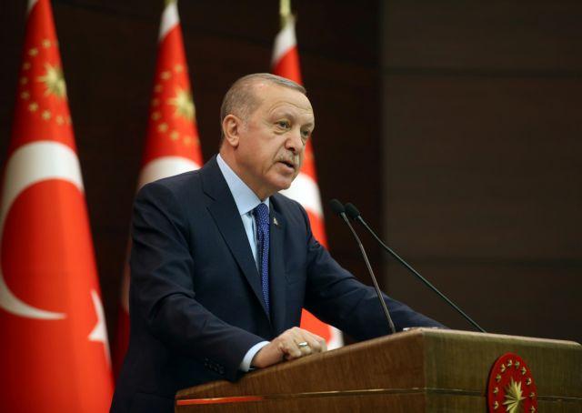 Ο Ερντογάν ανακοίνωσε «εκστρατεία αλληλεγγύης»   tanea.gr