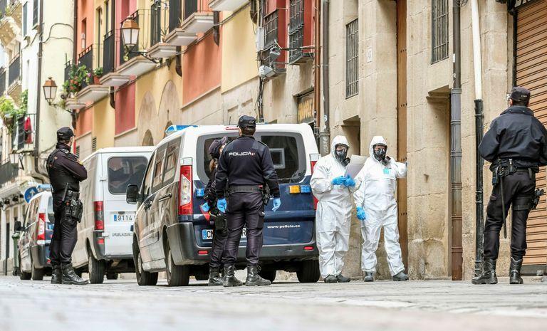 Κοροναϊός : Συγκλονιστική η κατάσταση στην Ισπανία – 738 νεκροί σε μία ημέρα | tanea.gr