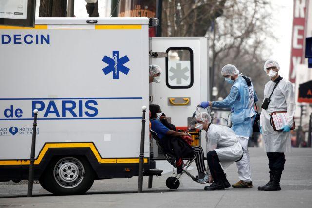 Γαλλία: 78 νέοι θάνατοι σε 24 ώρες, 450 συνολικά   tanea.gr