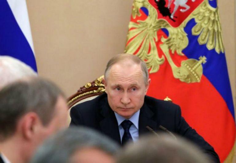 Ρωσία: Κοροναϊού επιτρέποντος η ψηφοφορία για το σύνταγμα   tanea.gr