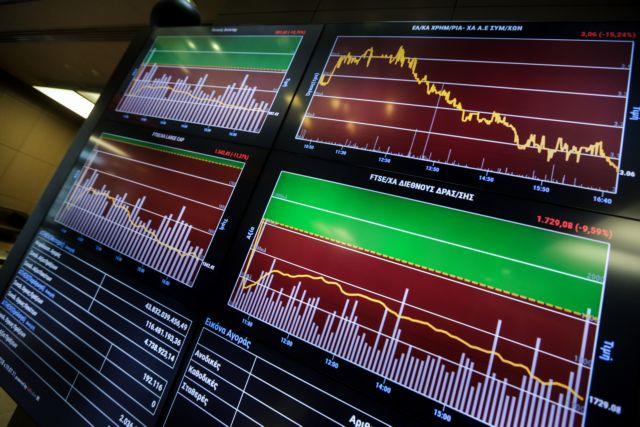 Χρηματιστήριο: Ισχυρή άνοδος 3,78%, κέρδη 18% στις τράπεζες | tanea.gr