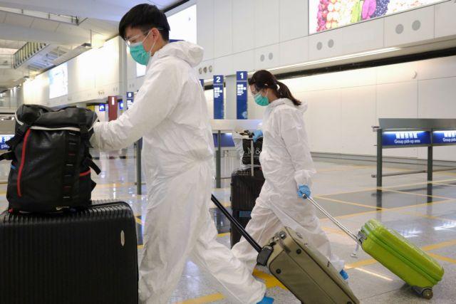 Χονγκ Κονγκ: 48 νέα κρούσματα κυρίως εισαγόμενα - Επιστρατεύτηκαν ηλεκτρονικά βραχιολάκια για την καραντίνα   tanea.gr