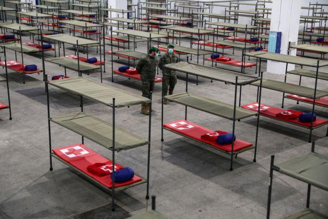 «Χάνεται» η Ισπανία : Μέσα σε μια ημέρα 738 νεκροί | tanea.gr