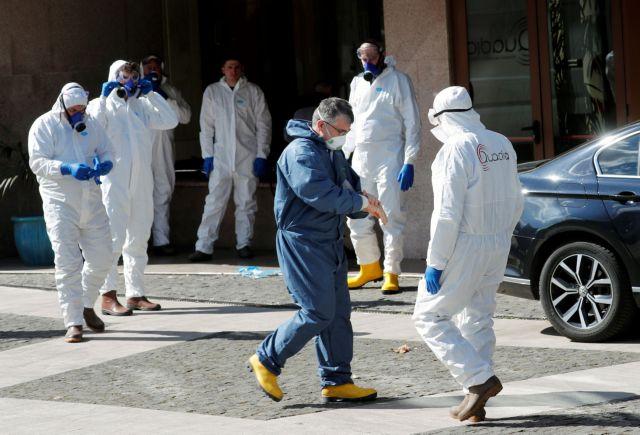 Κορωνοϊός: Τρόμος στην Ιταλία - 133 νεκροί σε μια μέρα | tanea.gr
