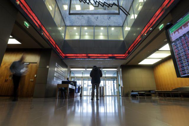 Χρηματιστήριο Αθηνών : Σημαντική άνοδος του δείκτη κατά 5,29%   tanea.gr