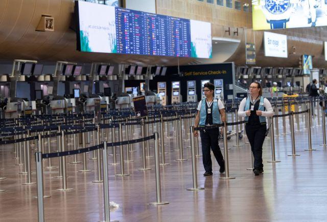 Τεράστιο πλήγμα για τις αεροπορικές εταιρείες – Ακυρώσεις πτήσεων | tanea.gr