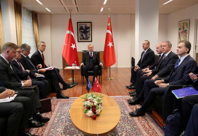 Οργή Ερντογάν για την βοήθεια της ΕΕ στην Ελλάδα: «Δε θα το επιτρέψουμε» | tanea.gr
