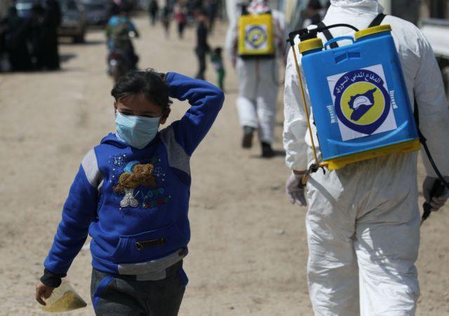 Κοροναϊός : Οι ερευνητές του ΟΗΕ απευθύνουν έκκληση για κατάπαυση του πυρός στη Συρία   tanea.gr