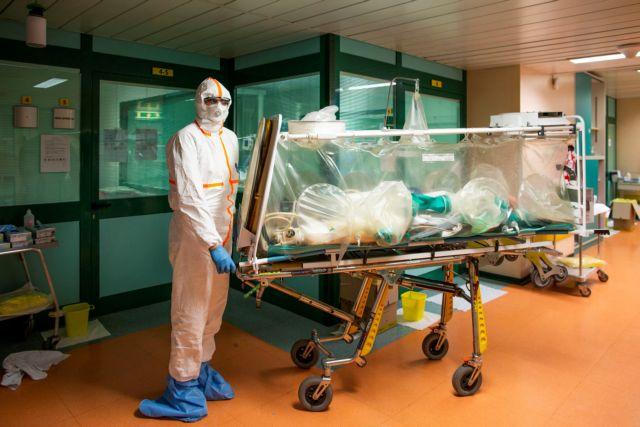 Κοροναϊός : «Η ζωή στα χαρακώματα» -Τι λένε Ιταλοί γιατροί και νοσηλευτές   tanea.gr