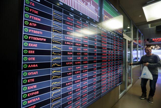 Χρηματιστήριο Αθηνών: Ισχυρή αντίδραση, με κέρδη 7,68% | tanea.gr