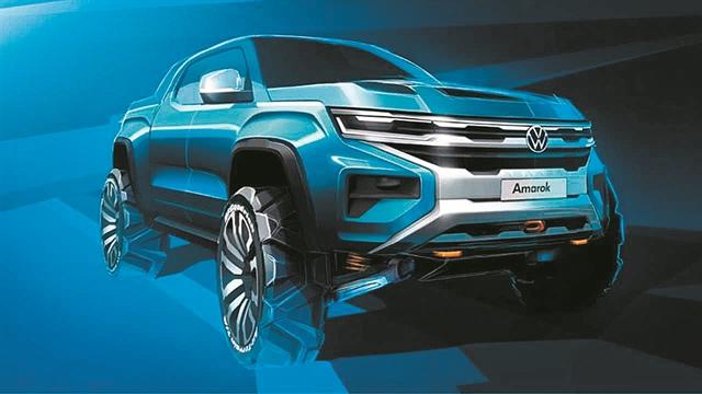 Αποκάλυψη για το νέο Amarok της VW | tanea.gr