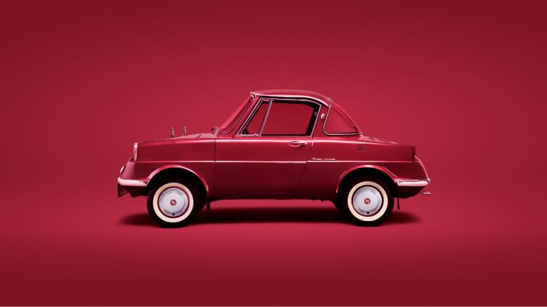Το πρώτο μοντέλο της Mazda απέδιδε 16 ίππους | tanea.gr
