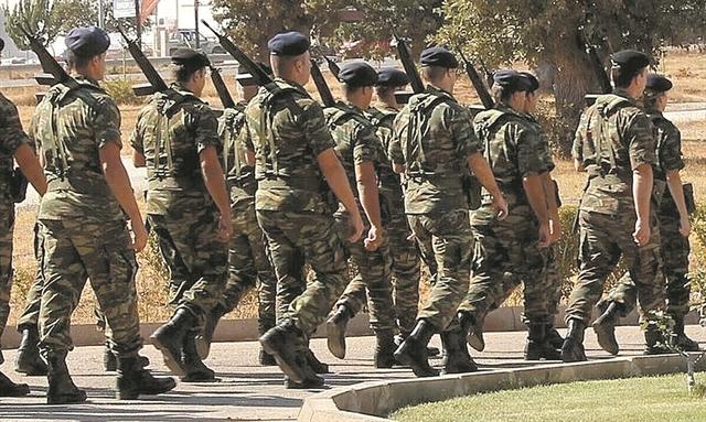 Κοροναϊός : Το σενάριο εμπλοκής του Στρατού στον πόλεμο κατά της πανδημίας | tanea.gr