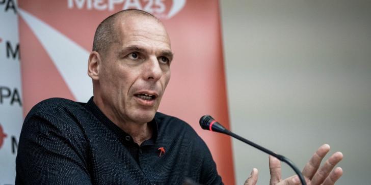 Βαρουφάκης: Νόμιμο και ηθικά απαραίτητο να ηχογραφήσω τα Eurogroup | tanea.gr