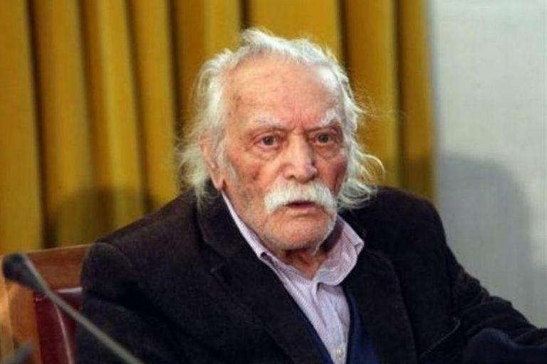 Πέθανε ο Μανώλης Γλέζος | tanea.gr