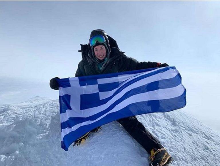 Χριστίνα Φλαμπούρη: Η πρώτη Ελληνίδα που κατέκτησε το Εβερεστ | tanea.gr