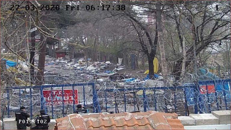 Έβρος : Αποχώρησαν το πρωί οι μετανάστες από το σημείο των επεισοδίων στις Καστανιές | tanea.gr